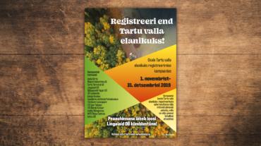 plakat_A3_Tartu-valla-sissekirjutus-kampaania-2019