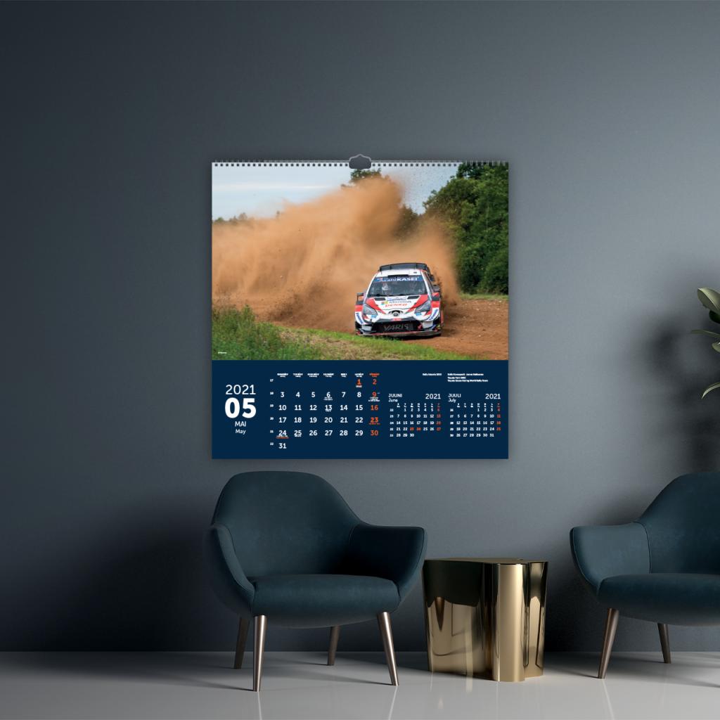Rallikalender 2021